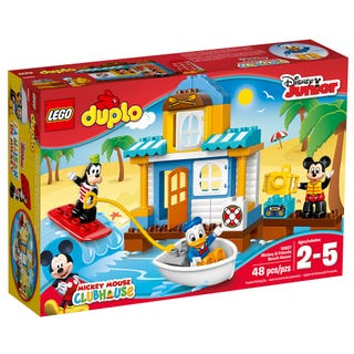Mickey & Friends Beach House