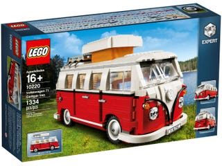 Le camping-car Volkswagen T1