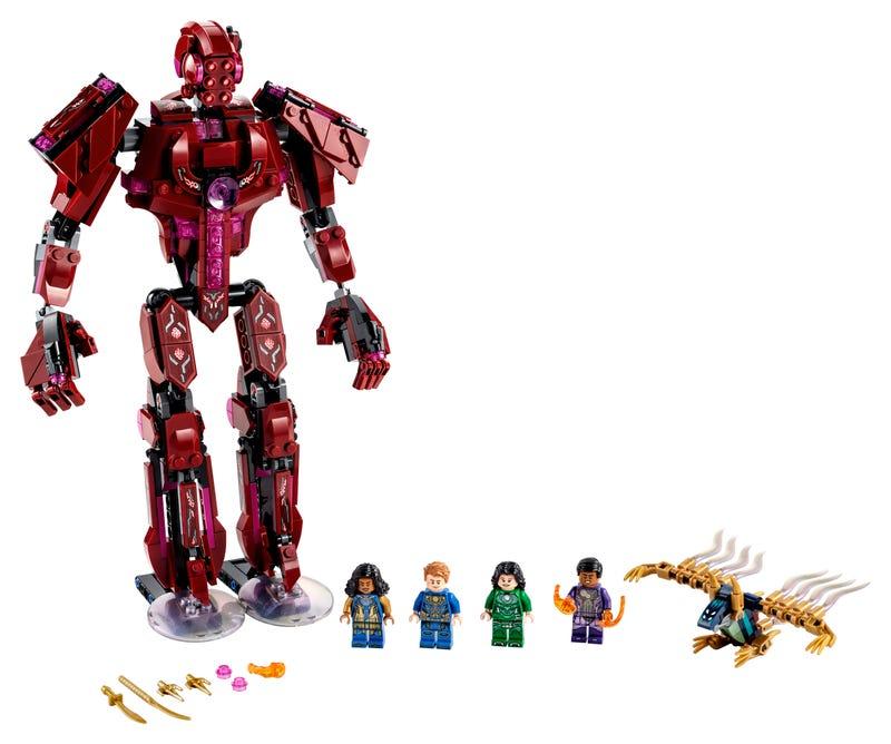 LEGO® Marvel The Eternals: In Arishems Schatten
