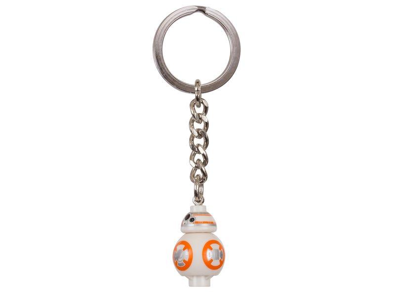 LEGO Star Wars BB 8 Keyring