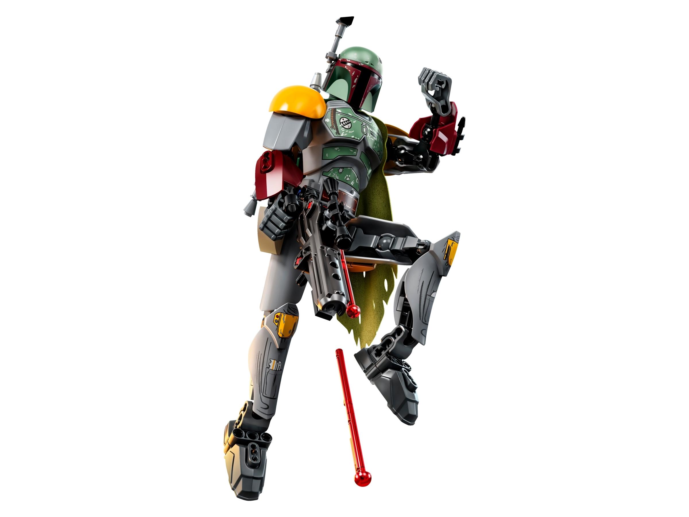 NUEVO Lego 75533 Boba Fett Star Wars Constraction