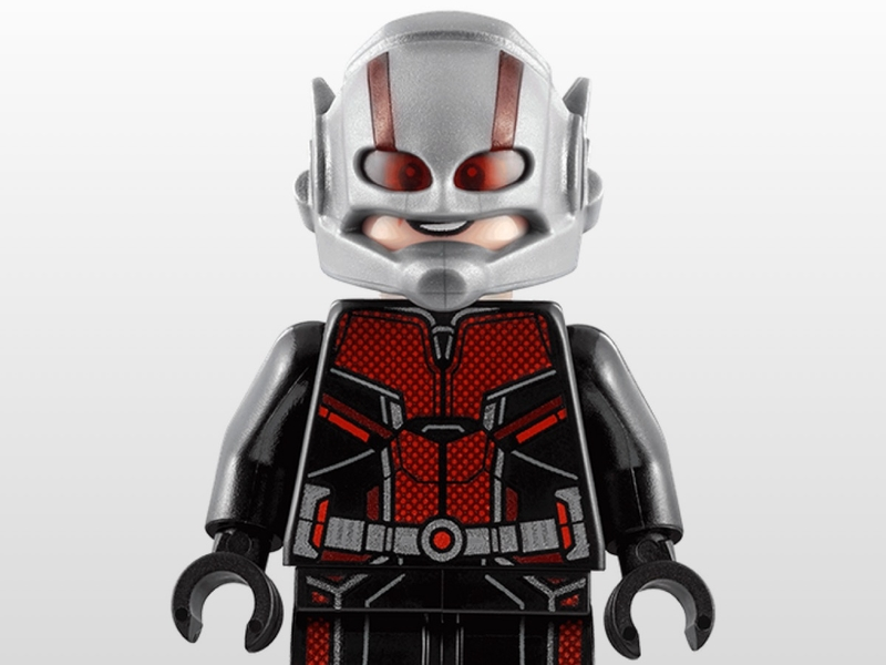 Ant-Man | Characters | LEGO Marvel | Official LEGO® Shop US