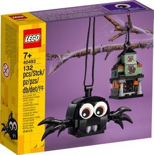 蜘蛛和鬼屋組合包