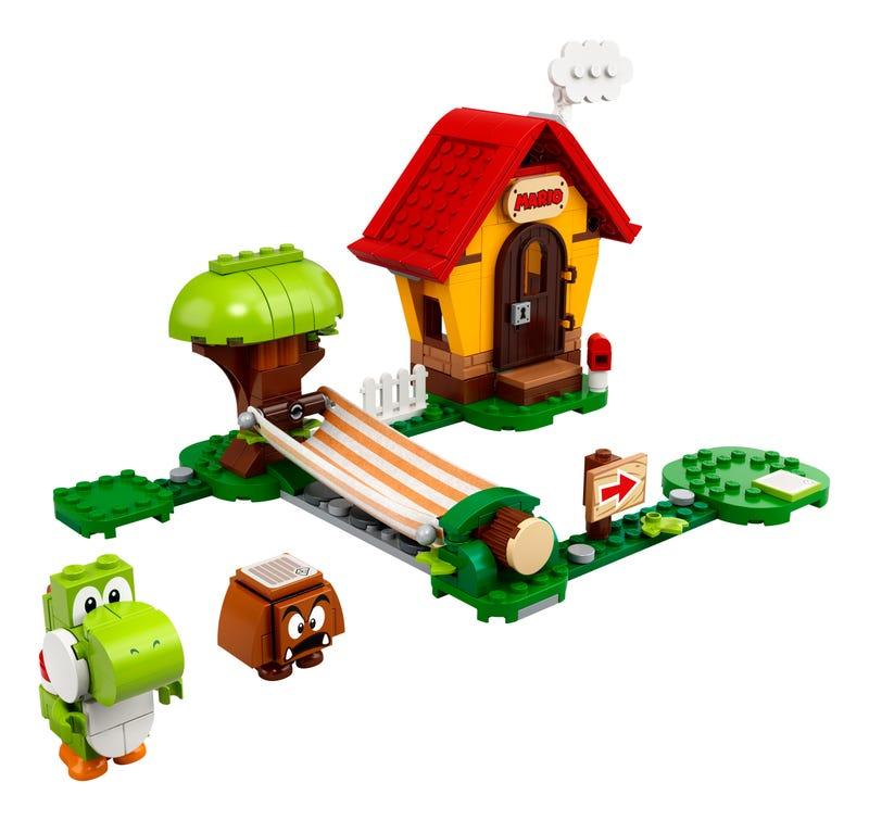 Mario s House & Yoshi Expansion Set