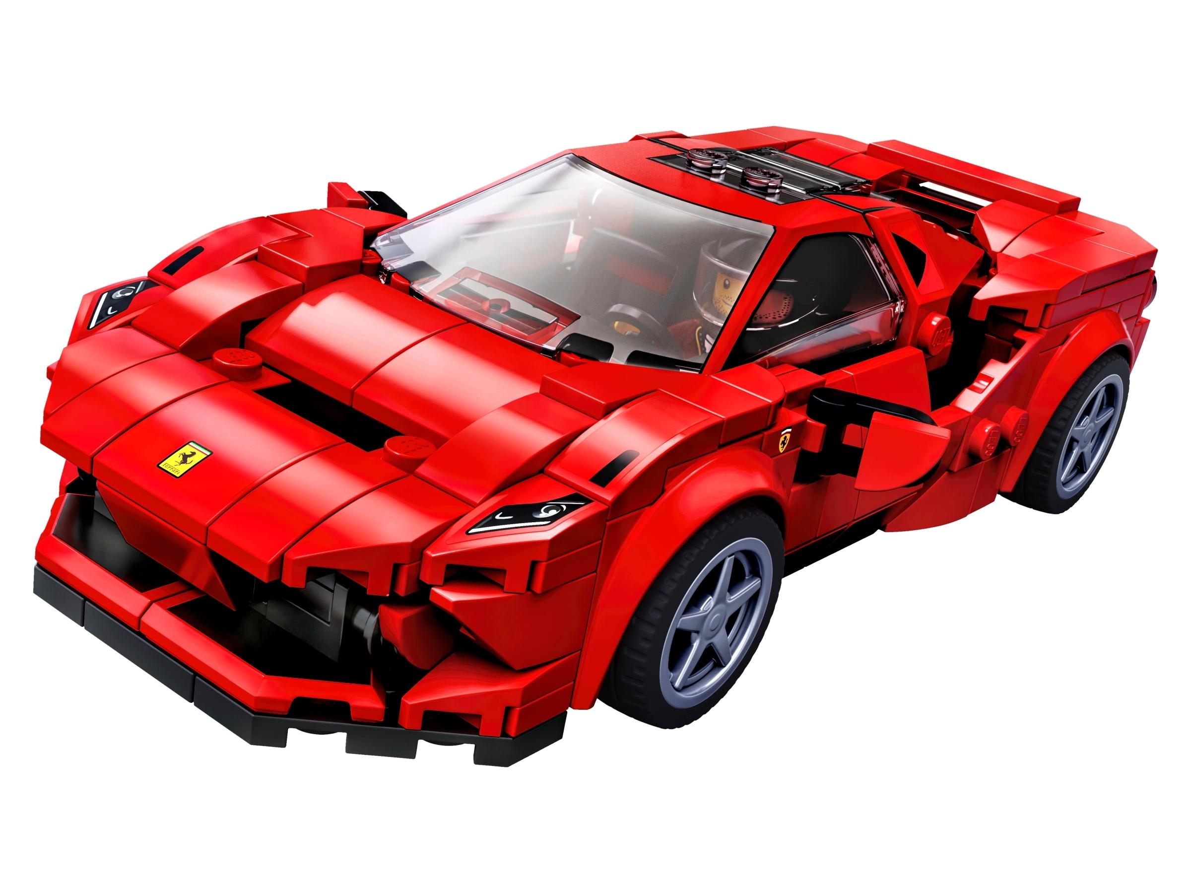 Speed Champions Themen Offizieller Lego Shop De