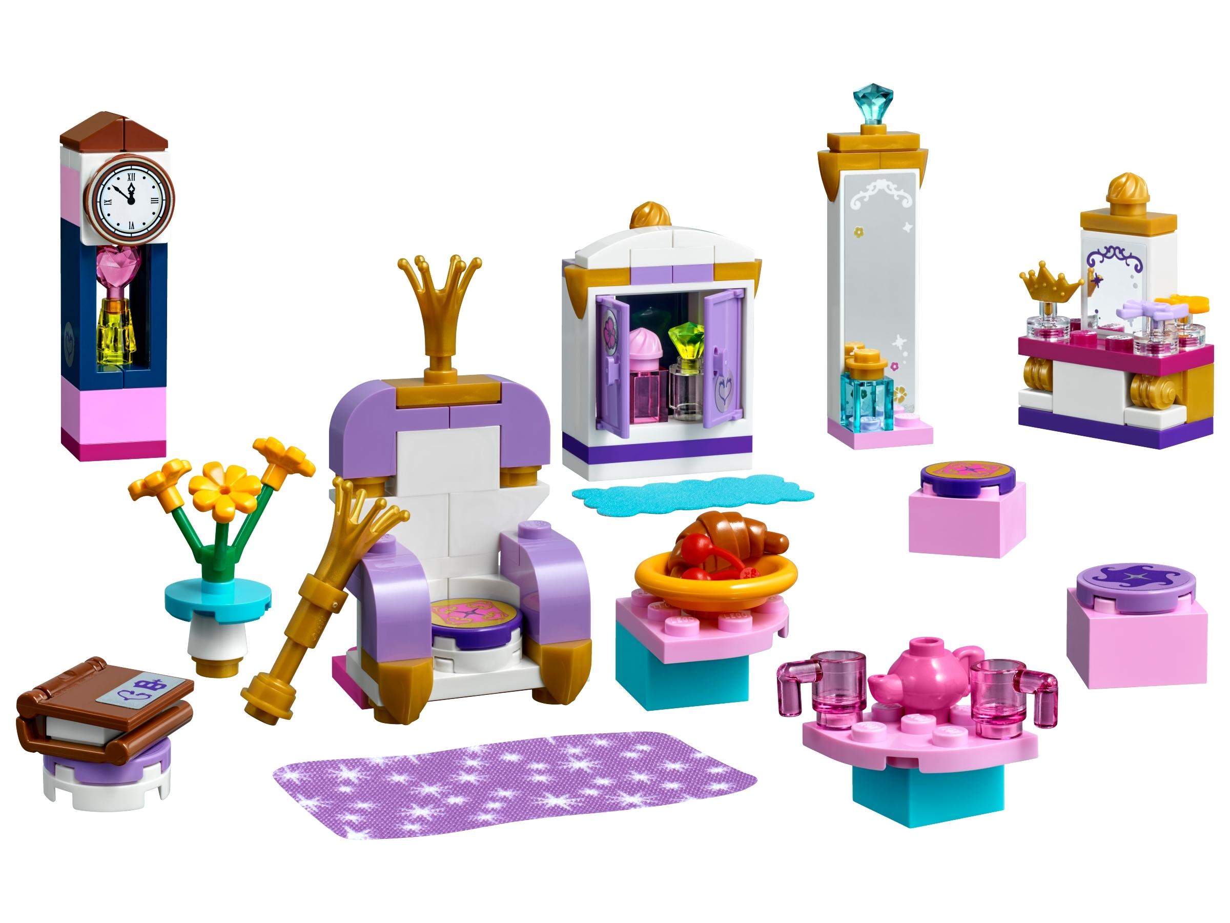 LEGO 40307 Disney Princess Castle Interior Kit 115pcs New