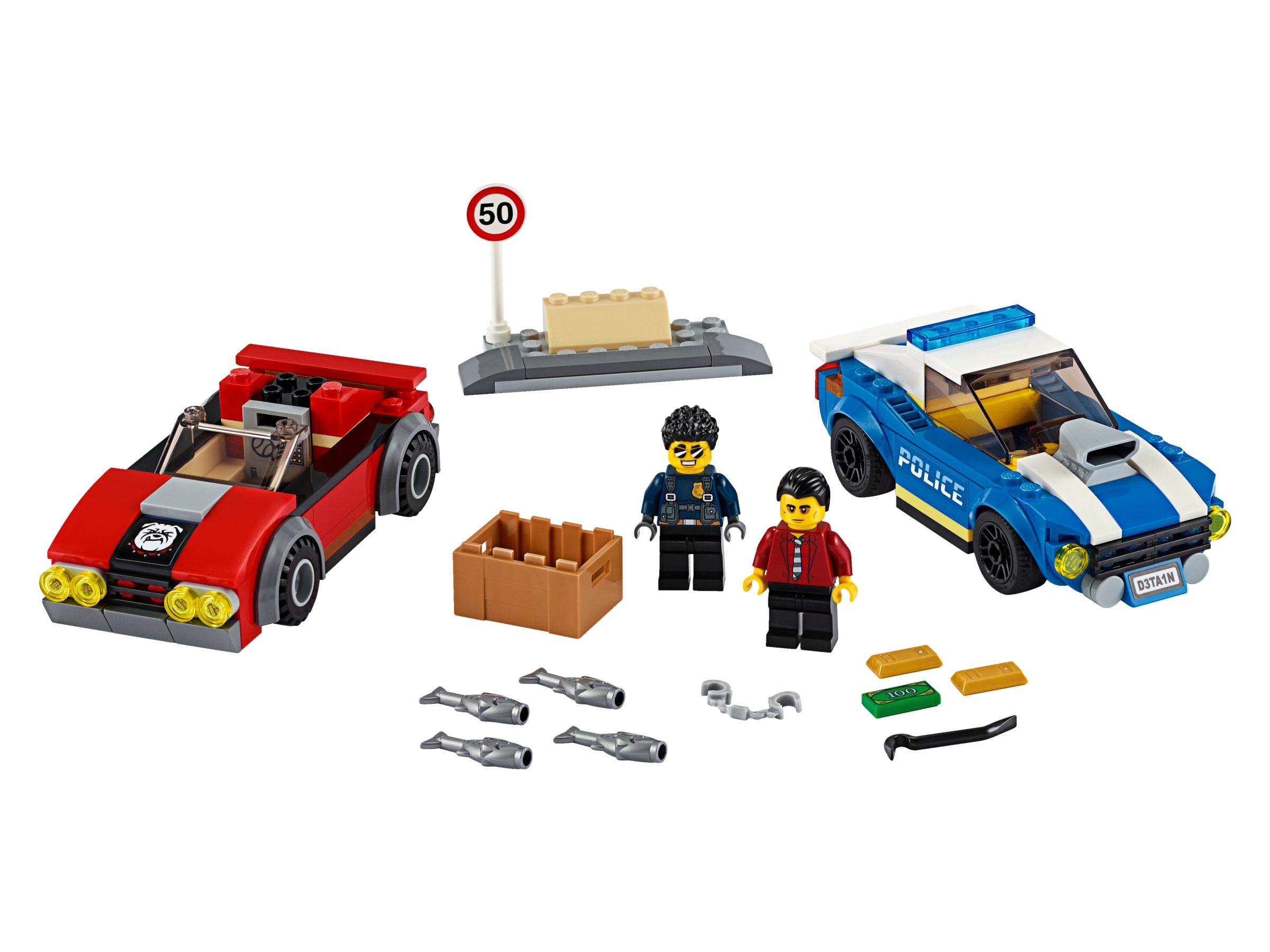 Police Highway Arrest 60242   City   Buy online at the Official LEGO ...