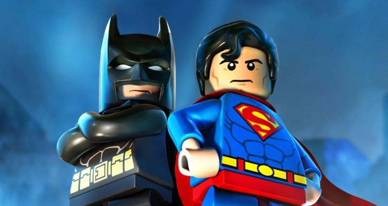 Games and Apps | LEGO® DC | Official LEGO® Shop US