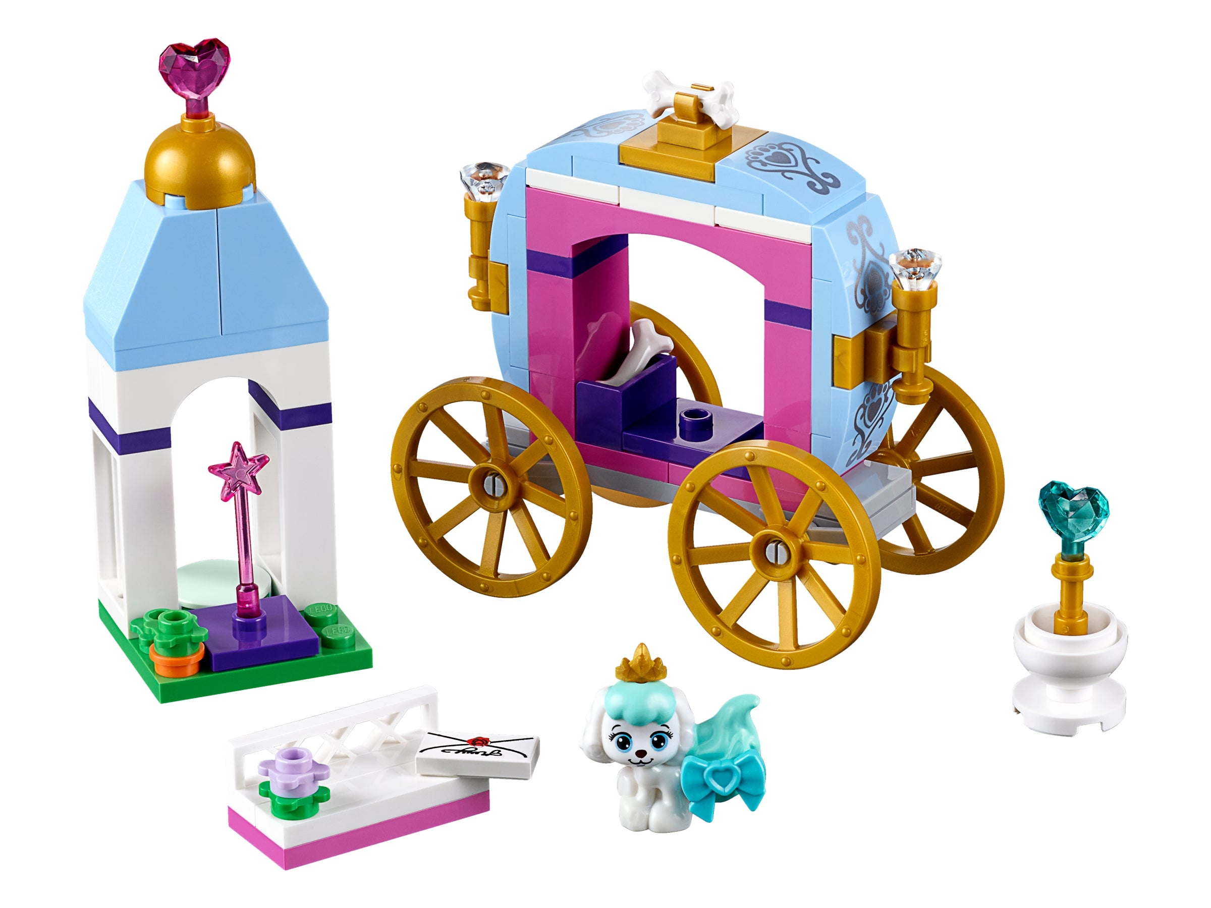 Lego Disney Princess 41141  Ballerines Königskutsche  NEUHEIT 2016 OVP