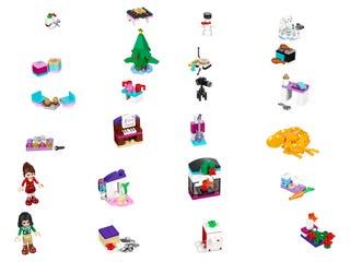 Calendario dell'Avvento LEGO® Friends