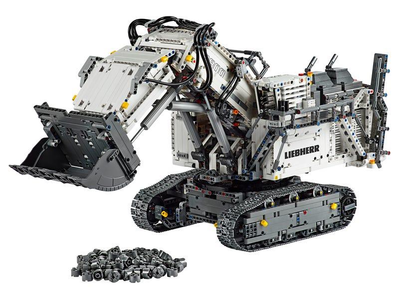 Escavatore Liebherr R 9800