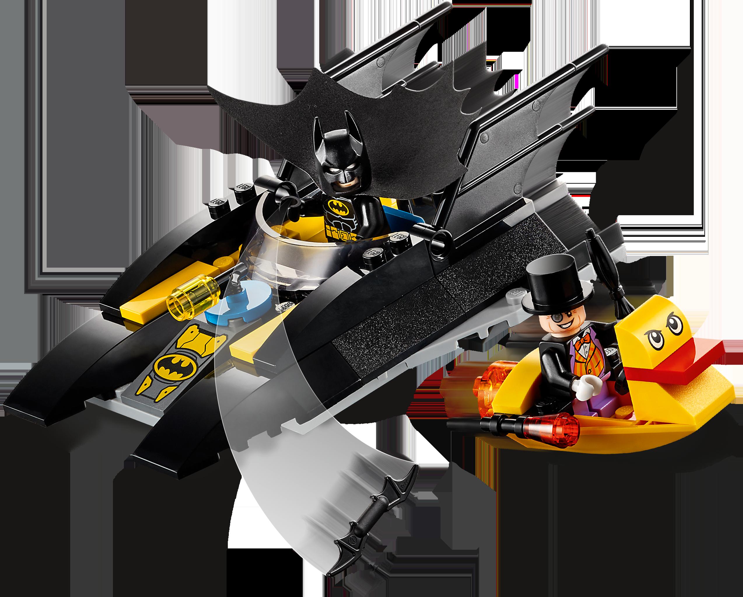 Batboat The Penguin Pursuit 76158 Batman Buy Online At The Official Lego Shop Us
