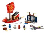 LEGO 71749 Flug mit dem Ninja-Flugsegler