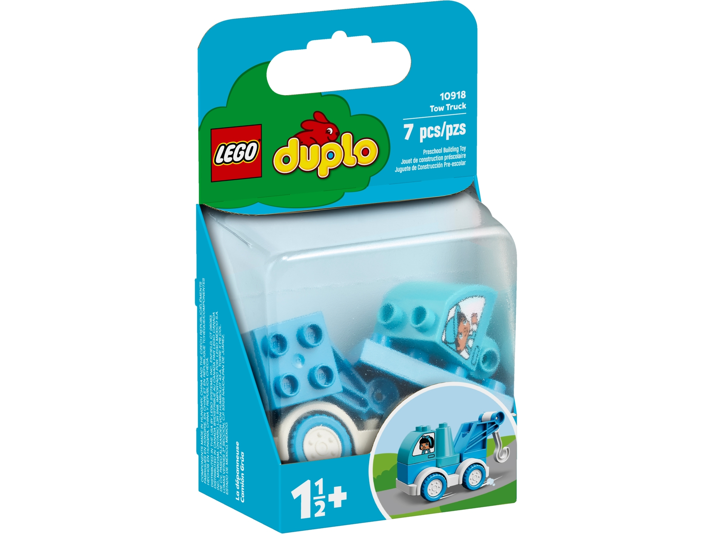 Tow Truck 10918 Duplo Buy Online At The Official Lego Shop Us
