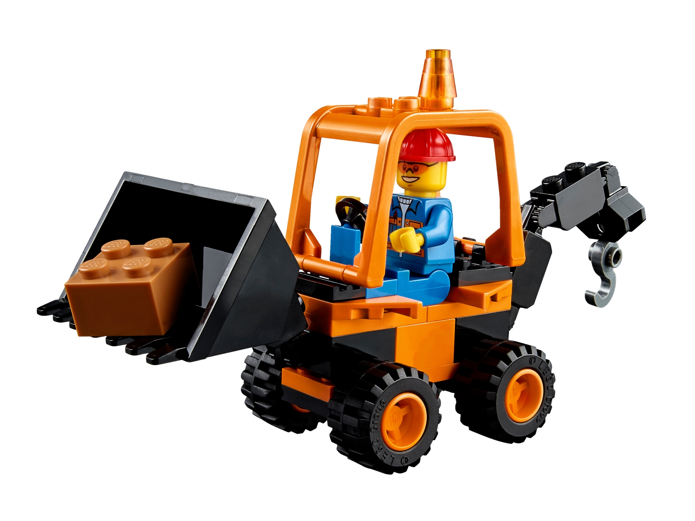 Juniors Road Work Truck LEGO 10683 Easy To Build Age 4-7