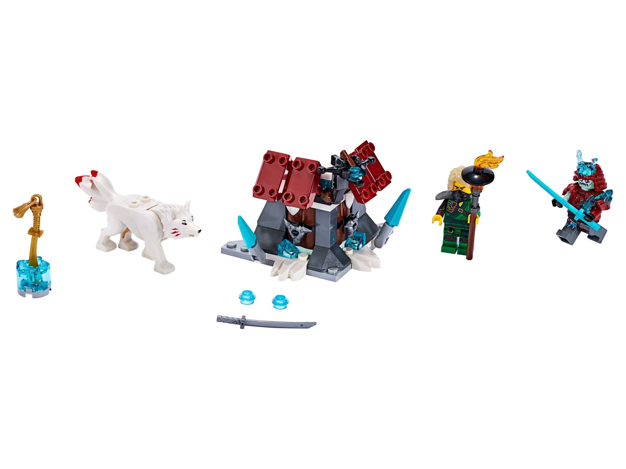 LEGO® NINJAGO® Minifigur Lloyd aus dem Set 70671