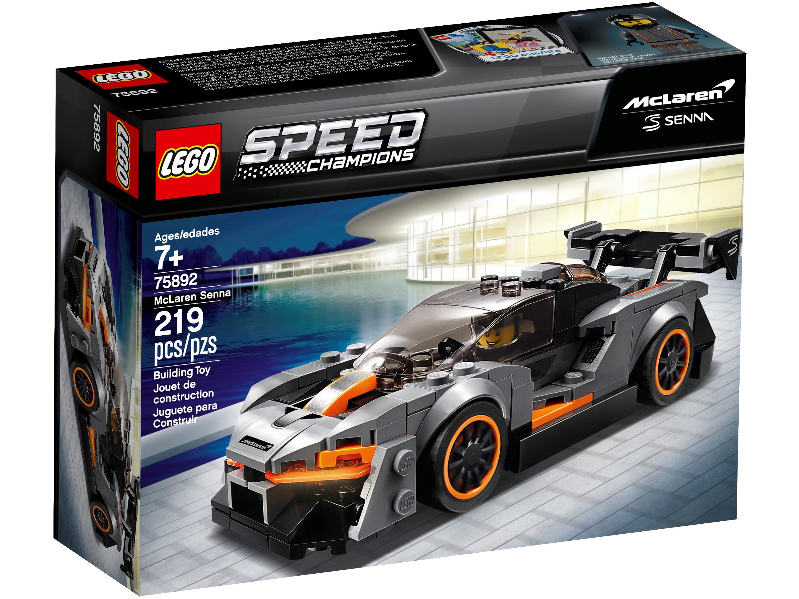 McLaren Senna 75892 LEGO® Speed Champions
