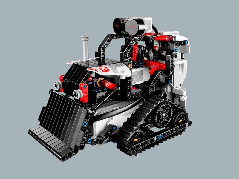 Build A Robot Mindstorms Official Lego Shop Gb