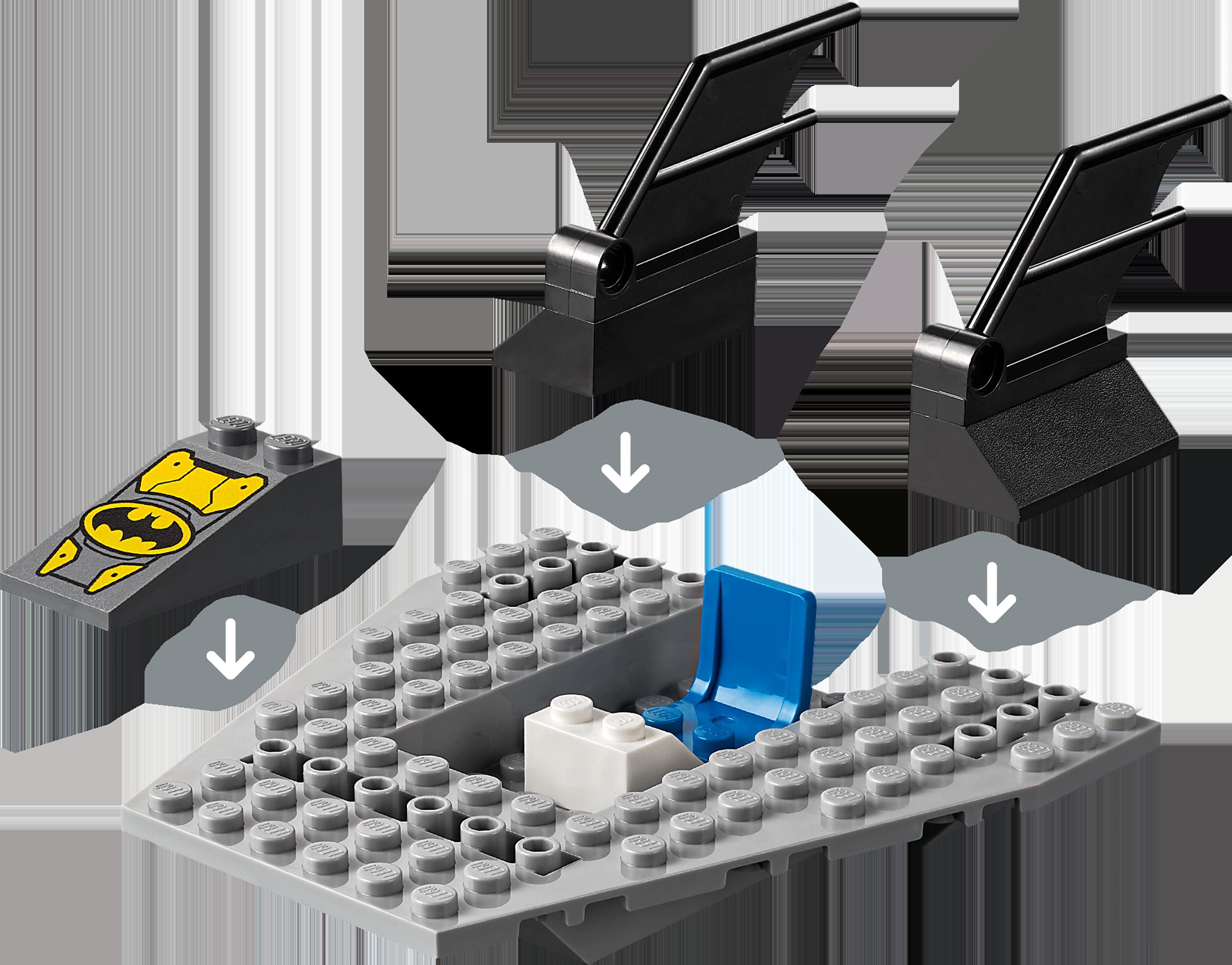 LEGO® Super Heroes mit dem Batboat /& NEU /& OVP 76158 Verfolgung des Pinguins