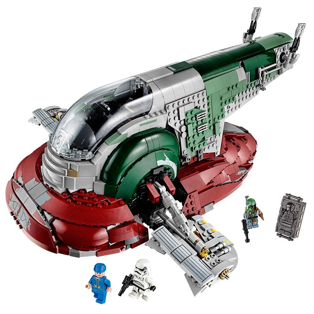 LEGO Star Wars  Slave I  911945 Polybag BOBA FETT  SHIP