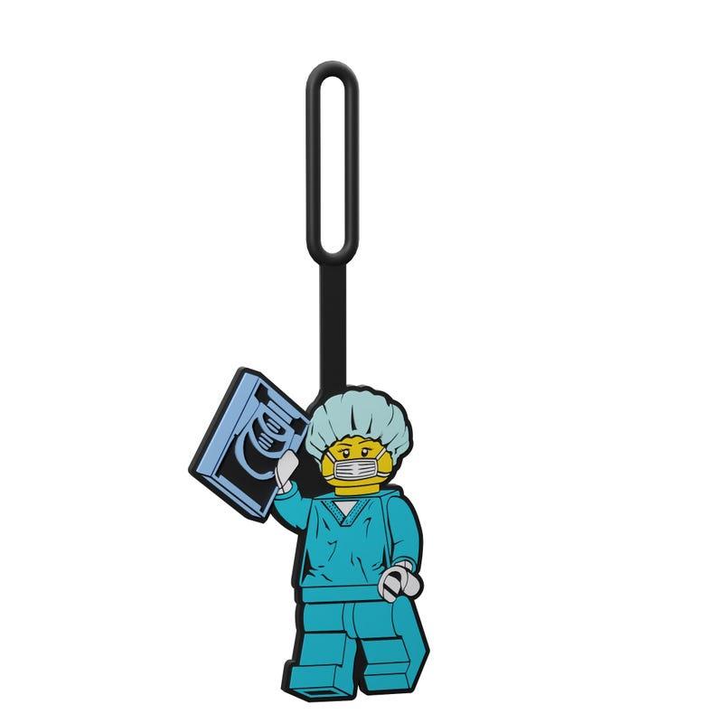 Chirurg-Taschenanhänger