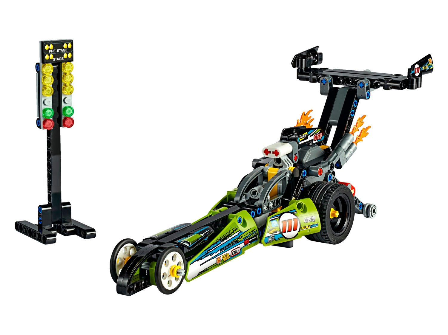 Dragster 42103 | Technic™ | Buy online at the Official LEGO® Shop ...