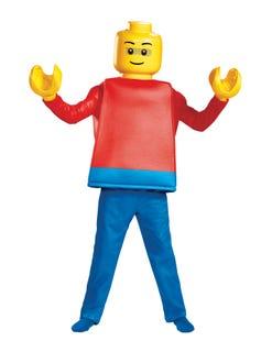 Costume de bonhomme LEGO® Deluxe