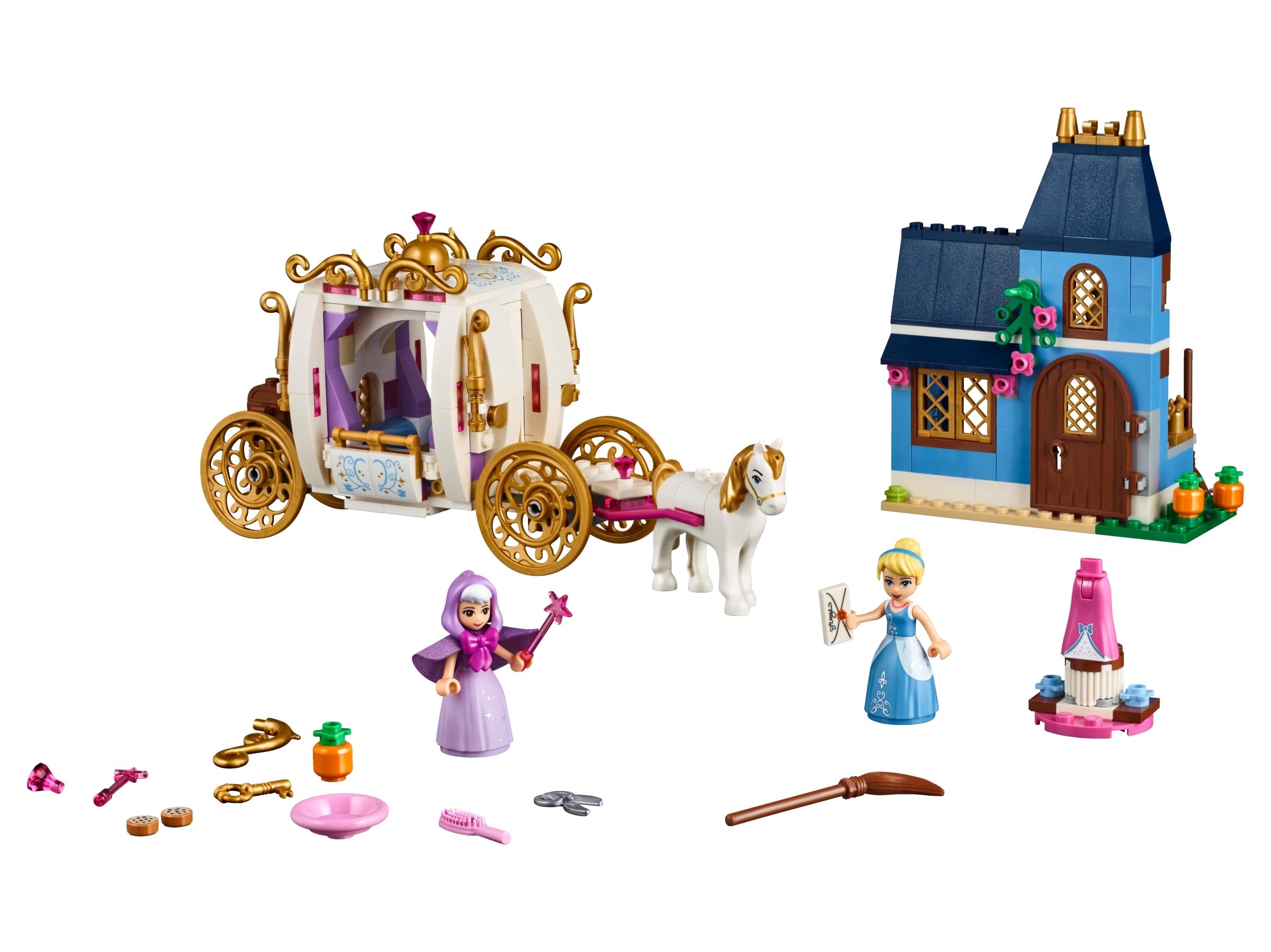 Cinderella/'s Enchanted Evening LEGO 41146 Disney Princess BRAND NEW