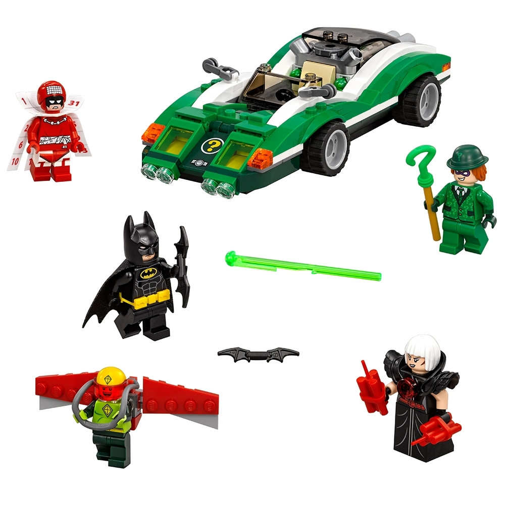 NEW LEGO KITE MAN MINIFIG figure minifigure 70903 batman movie dc villain