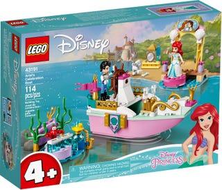 Ariel ünnepi hajója