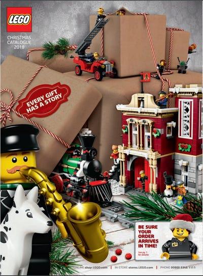 Kataloges Lego Shop