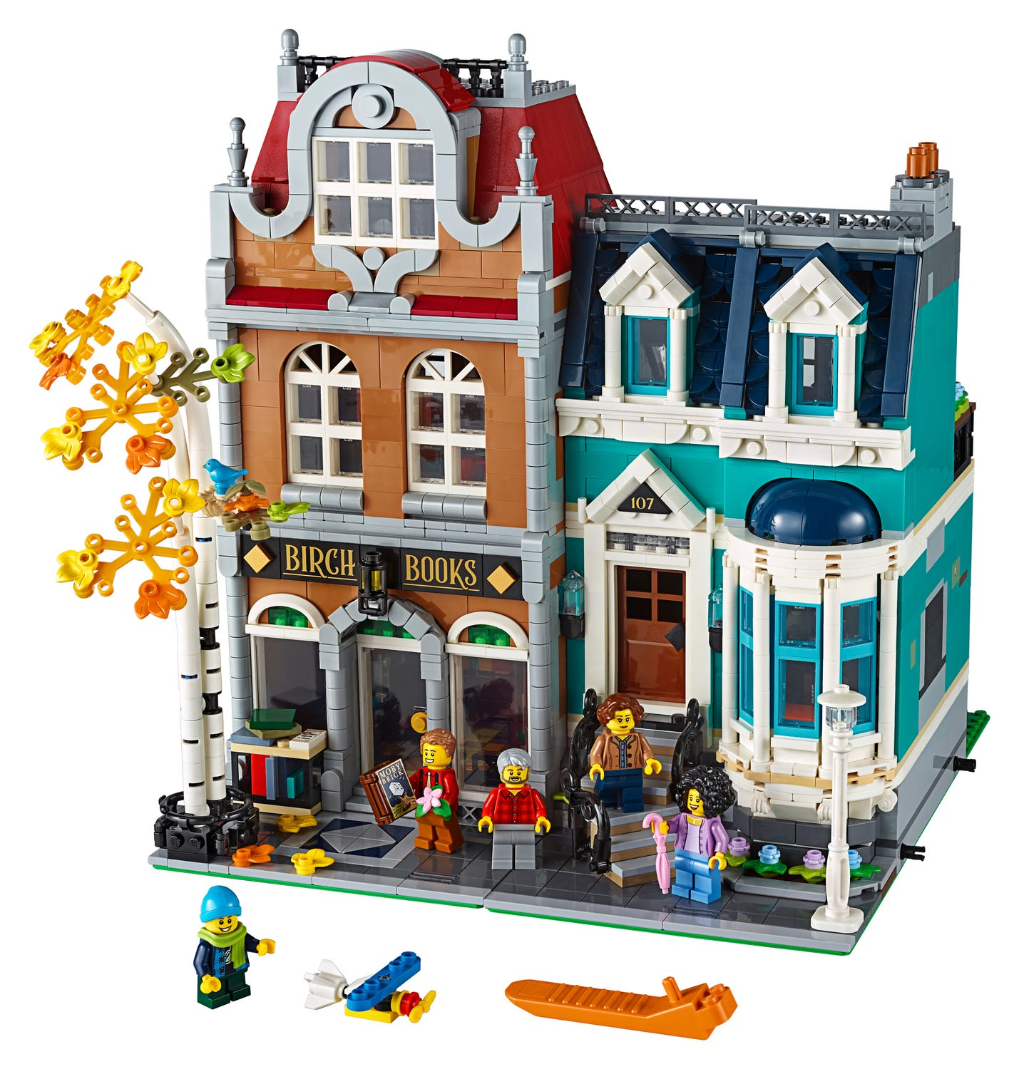Bookshop 10270 Creator Expert Buy Online At The Official Lego