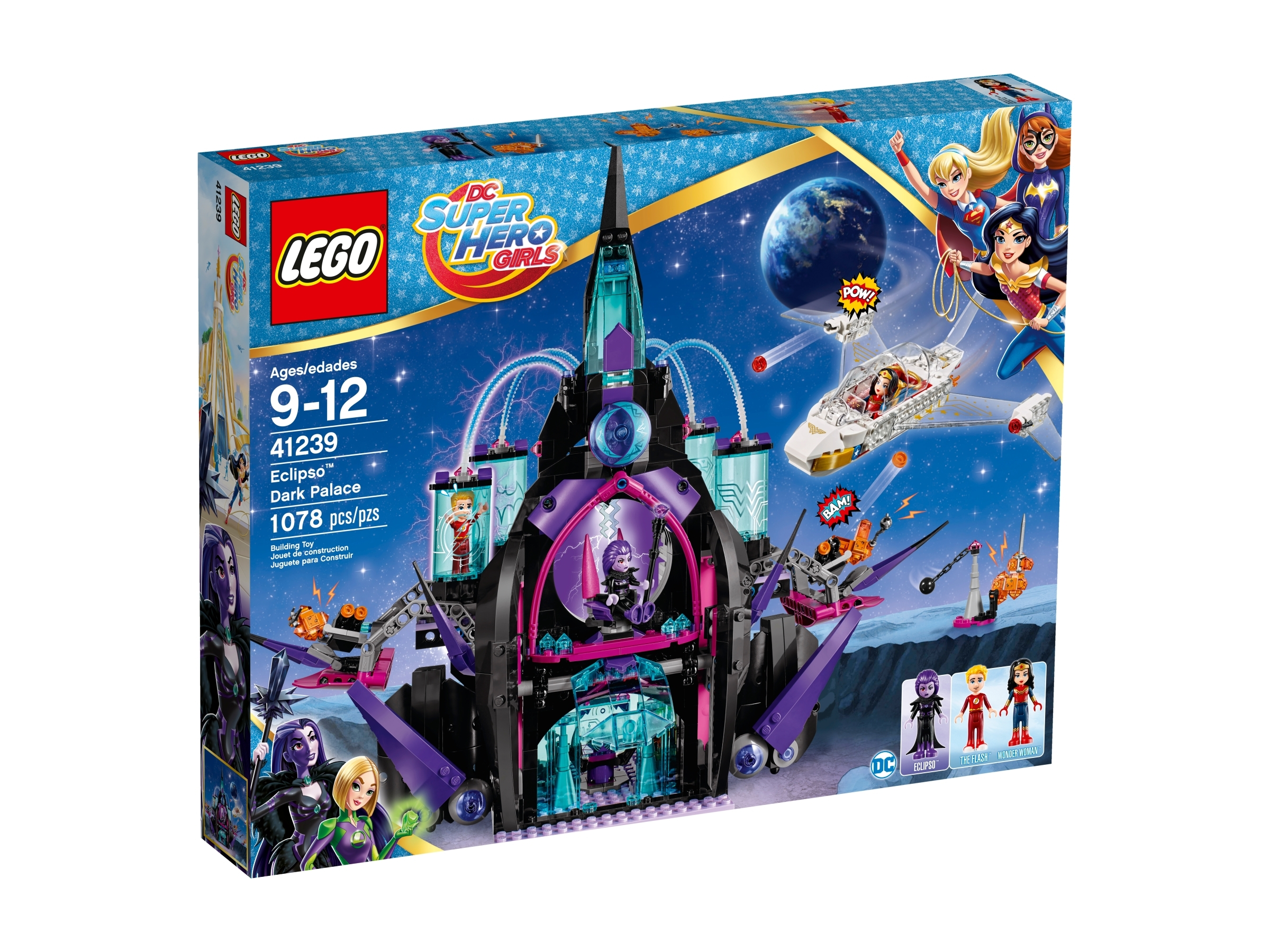 Lego Eclipso 41239 DC Super Hero Girls Minifigure