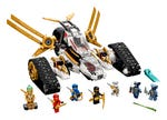 LEGO 71739 Ultraschall-Raider