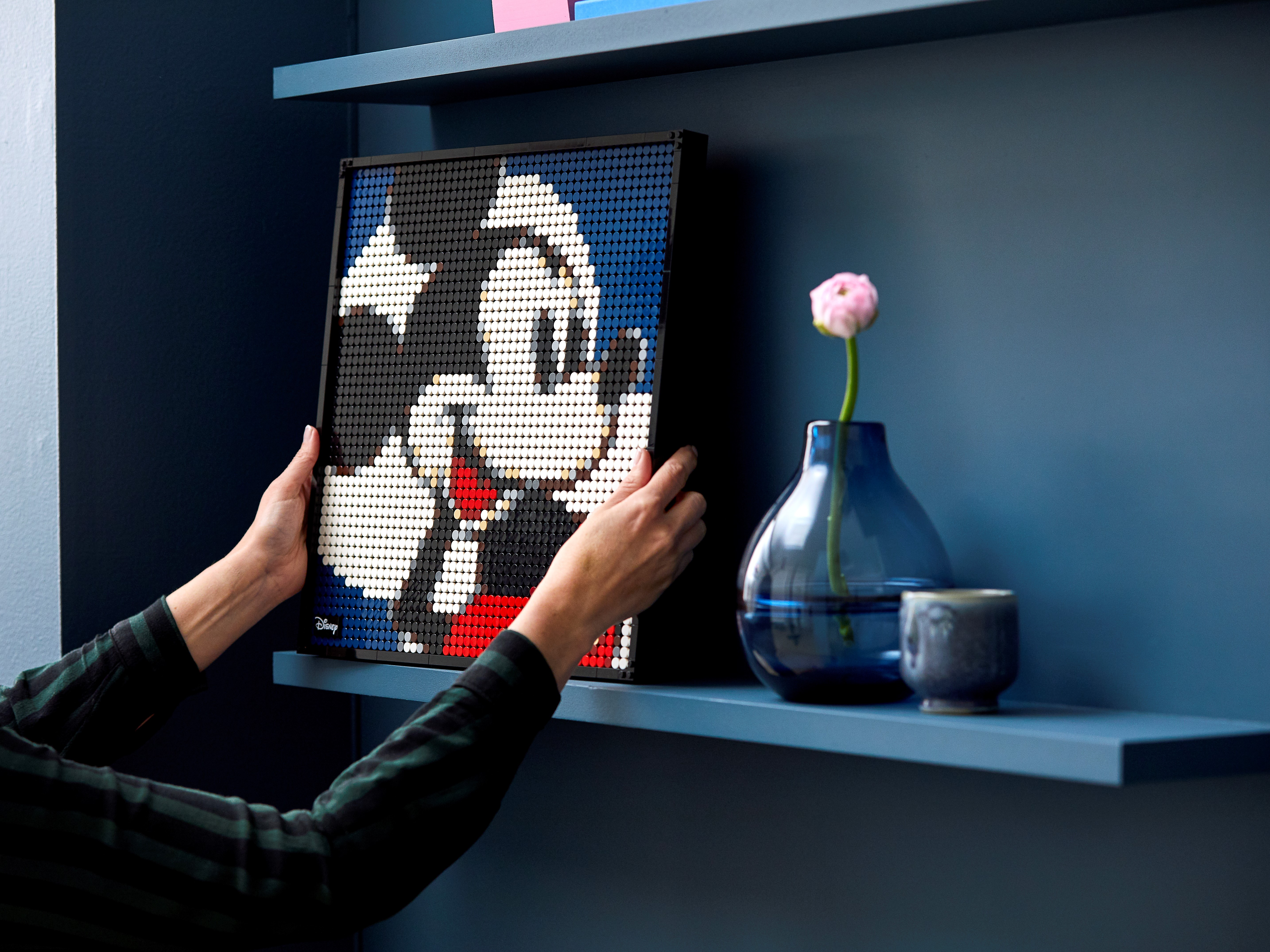 2,658 Pieces LEGO Art ǀ Disney's Mickey Mouse 31202 Building Kit for sale online