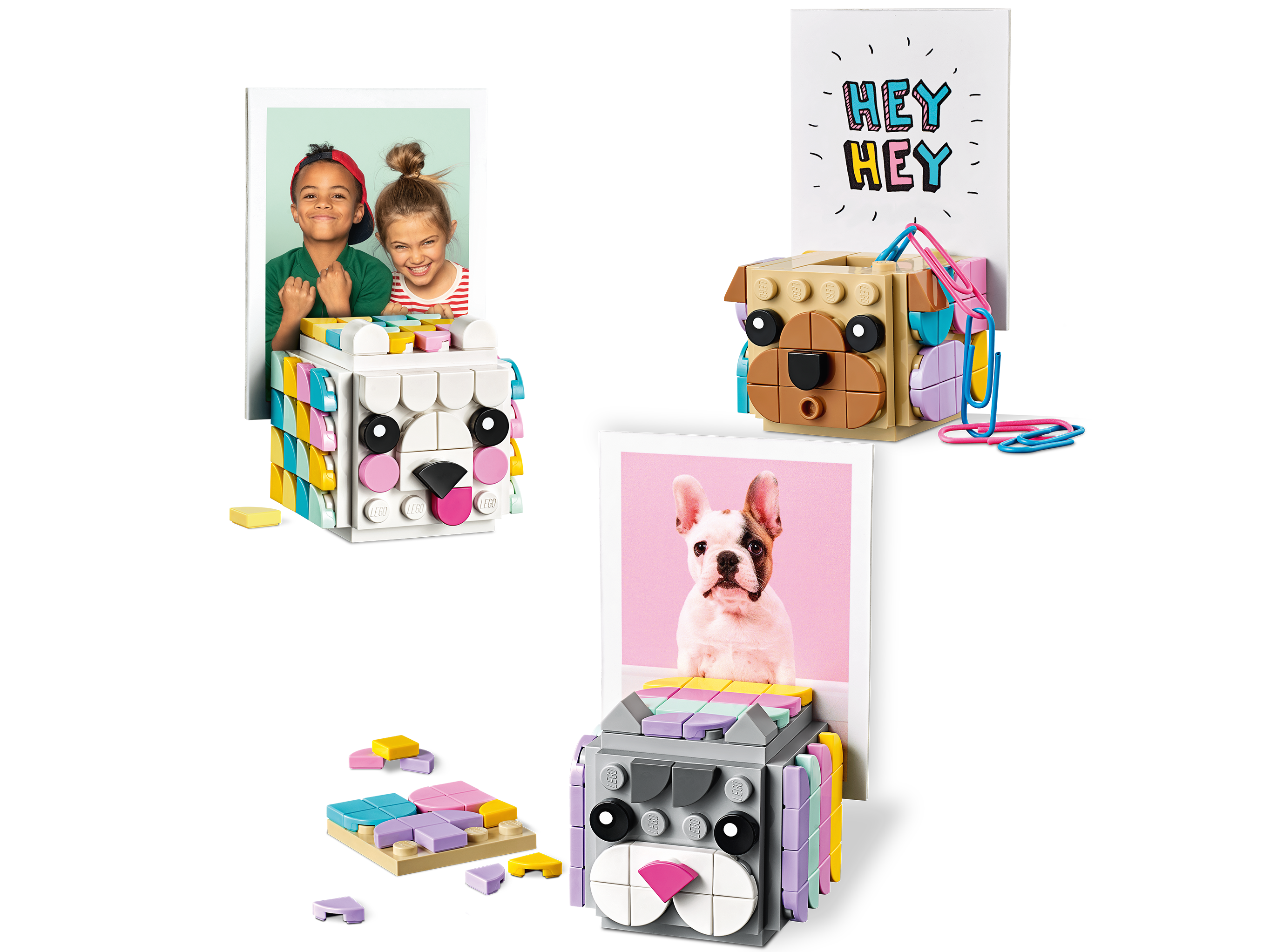 Animal Picture Holders 20   DOTS   Buy online at the Official LEGO® Shop  GB
