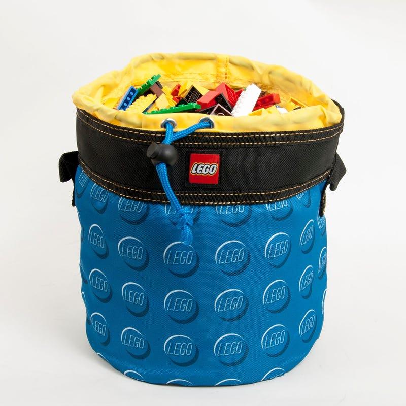 LEGO CINCH BUCKET- BLUE