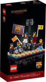 FC Barcelona Celebration