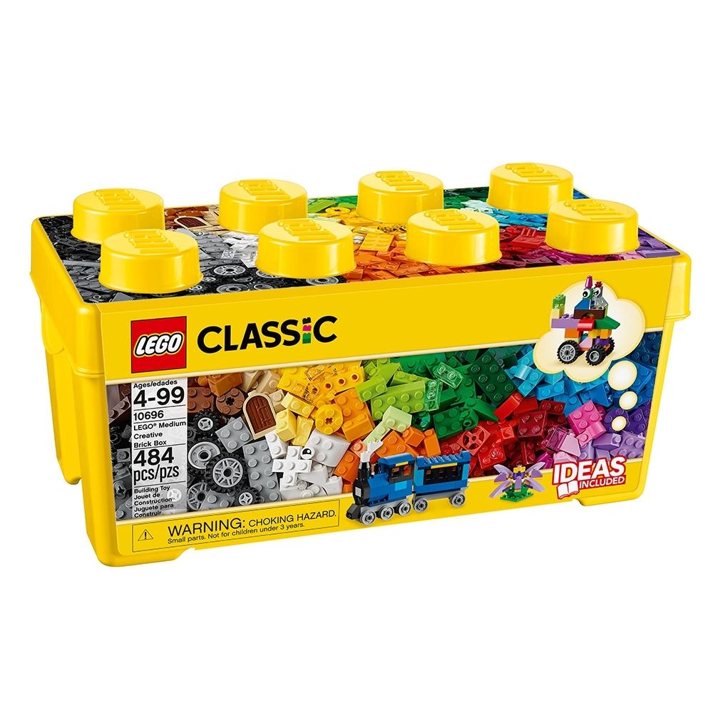 LEGO Classic Medium Creative Brick Box Building Set 10696 *A Perfect Christmas