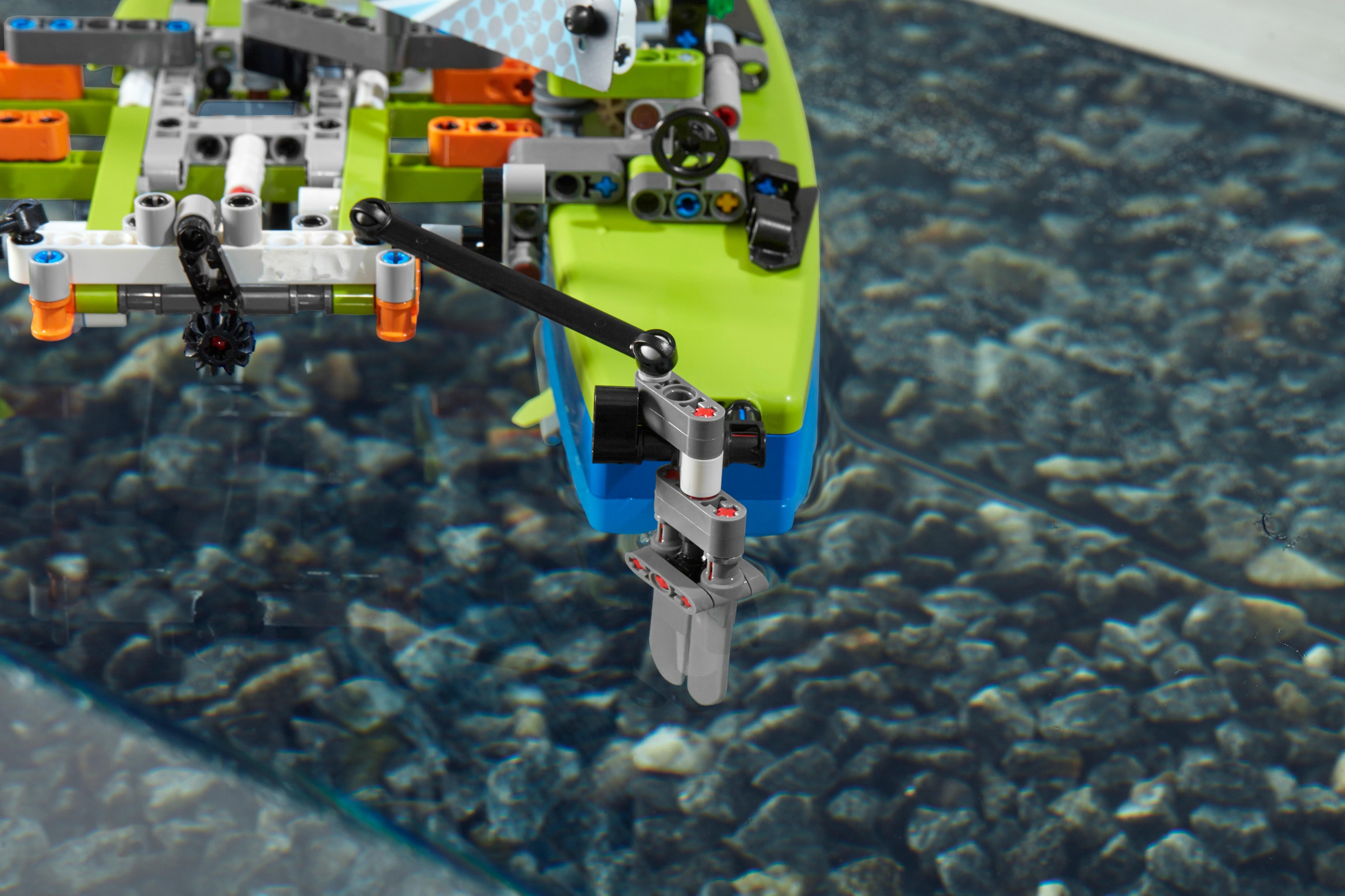 LEGO® Bauanleitung 7244 Instruction Nr