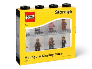 LEGO® Minifigure Display Case