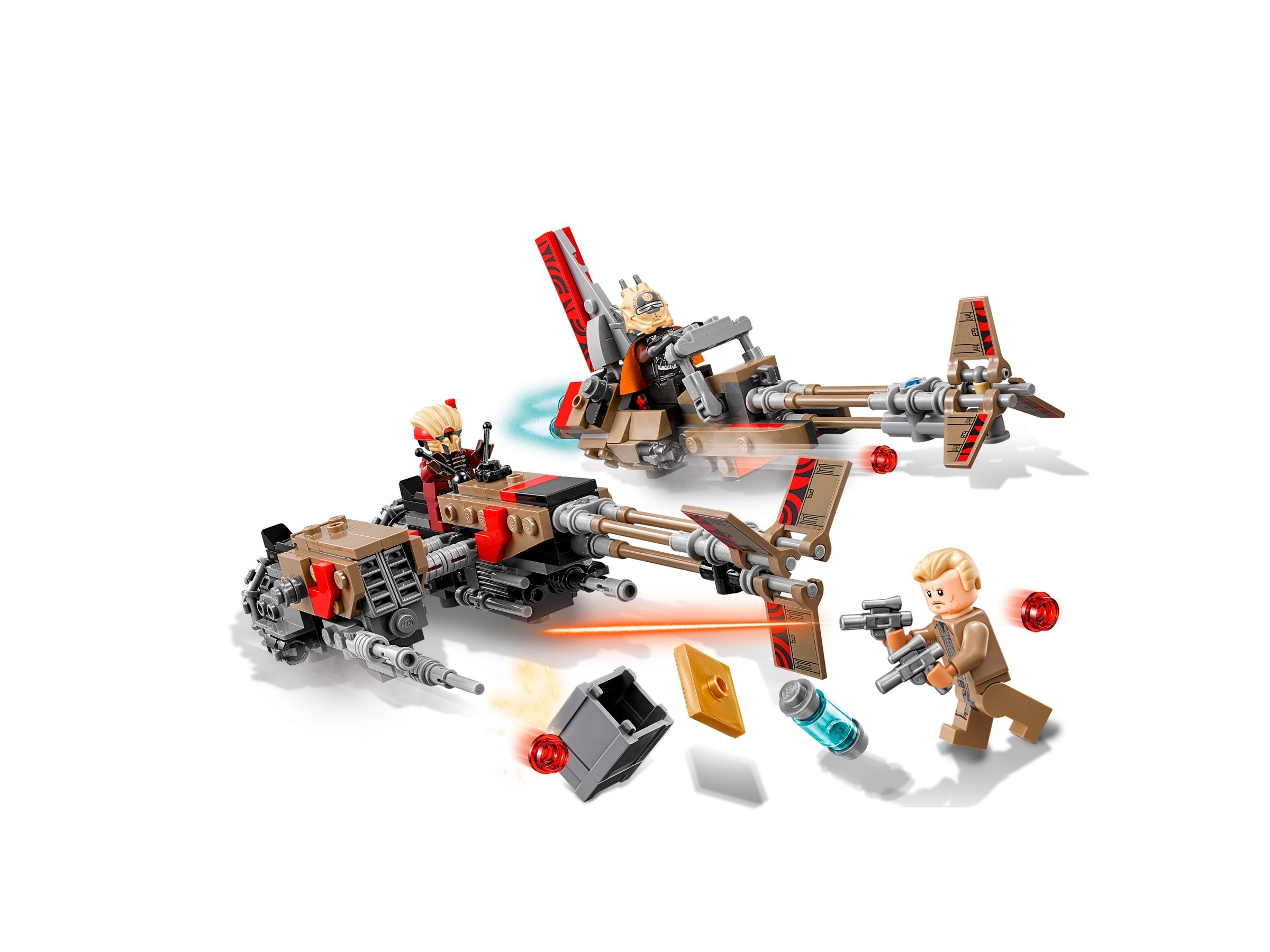 Lego Star Wars Cloud-Rider Swoop Bikes #75215