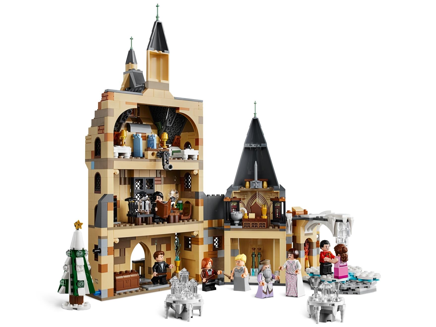 Details about  /LEGO Harry Potter FLEUR DELACOUR MINIFIGURE from 75948 Hogwarts Clock Tower