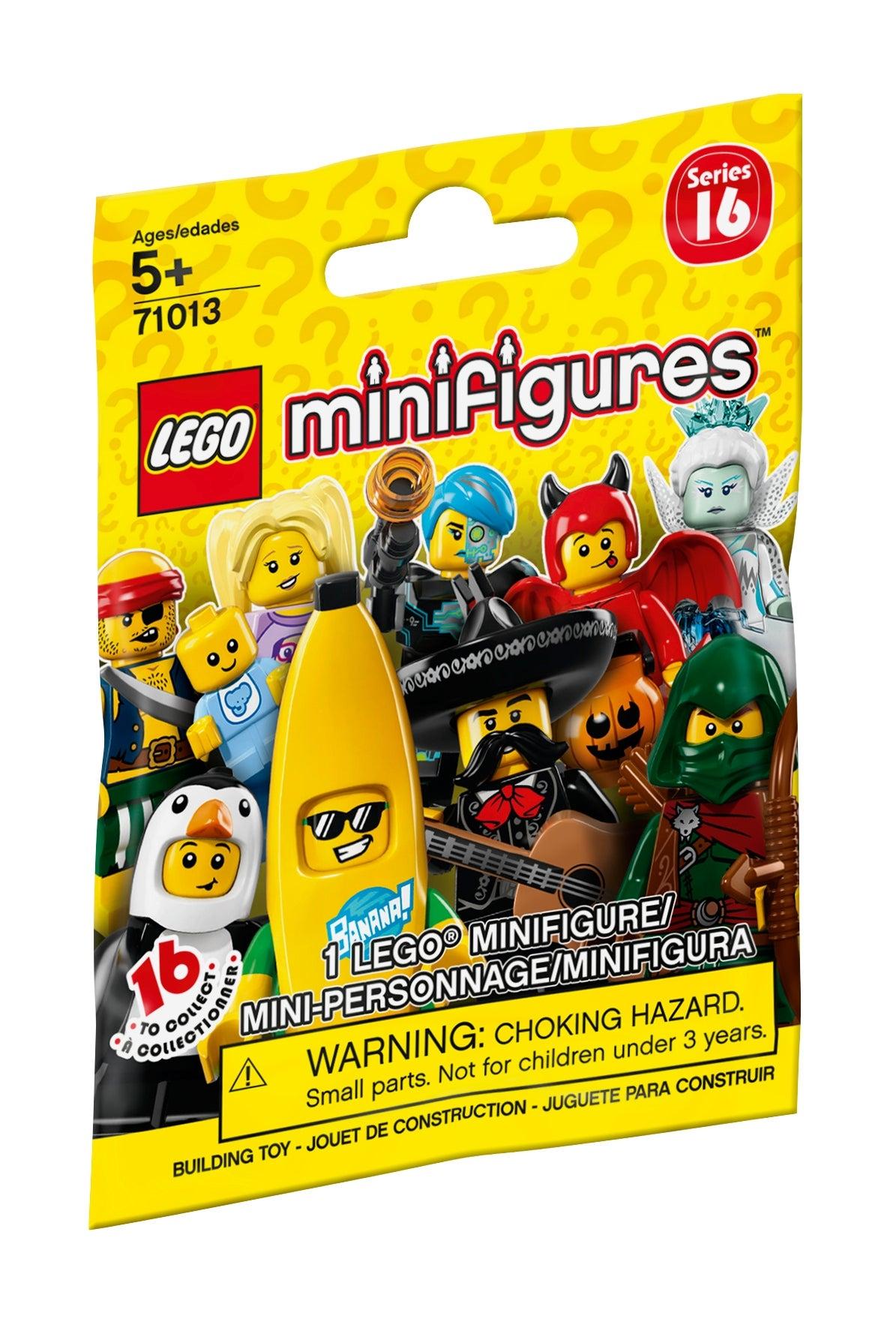 LEGO Penguin Kid Minifigure 71013 Series 16