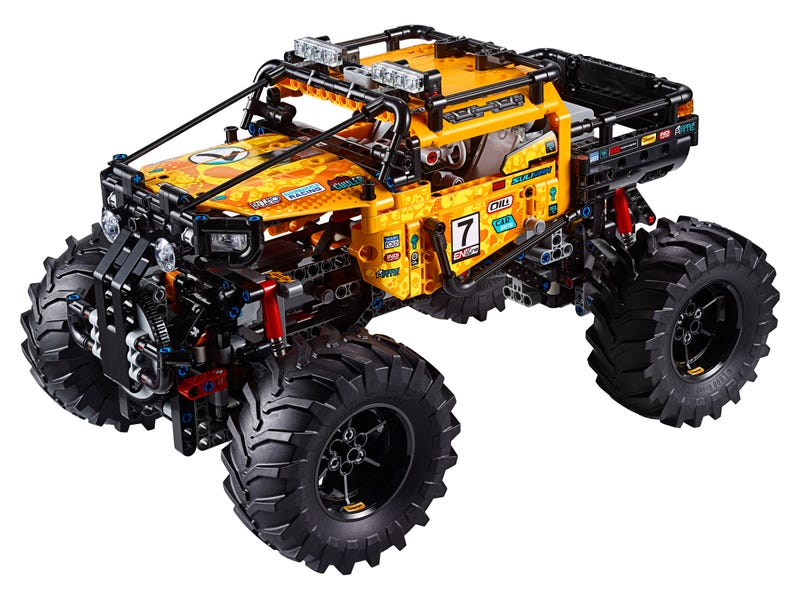 4X4 X-treme Off-Roader
