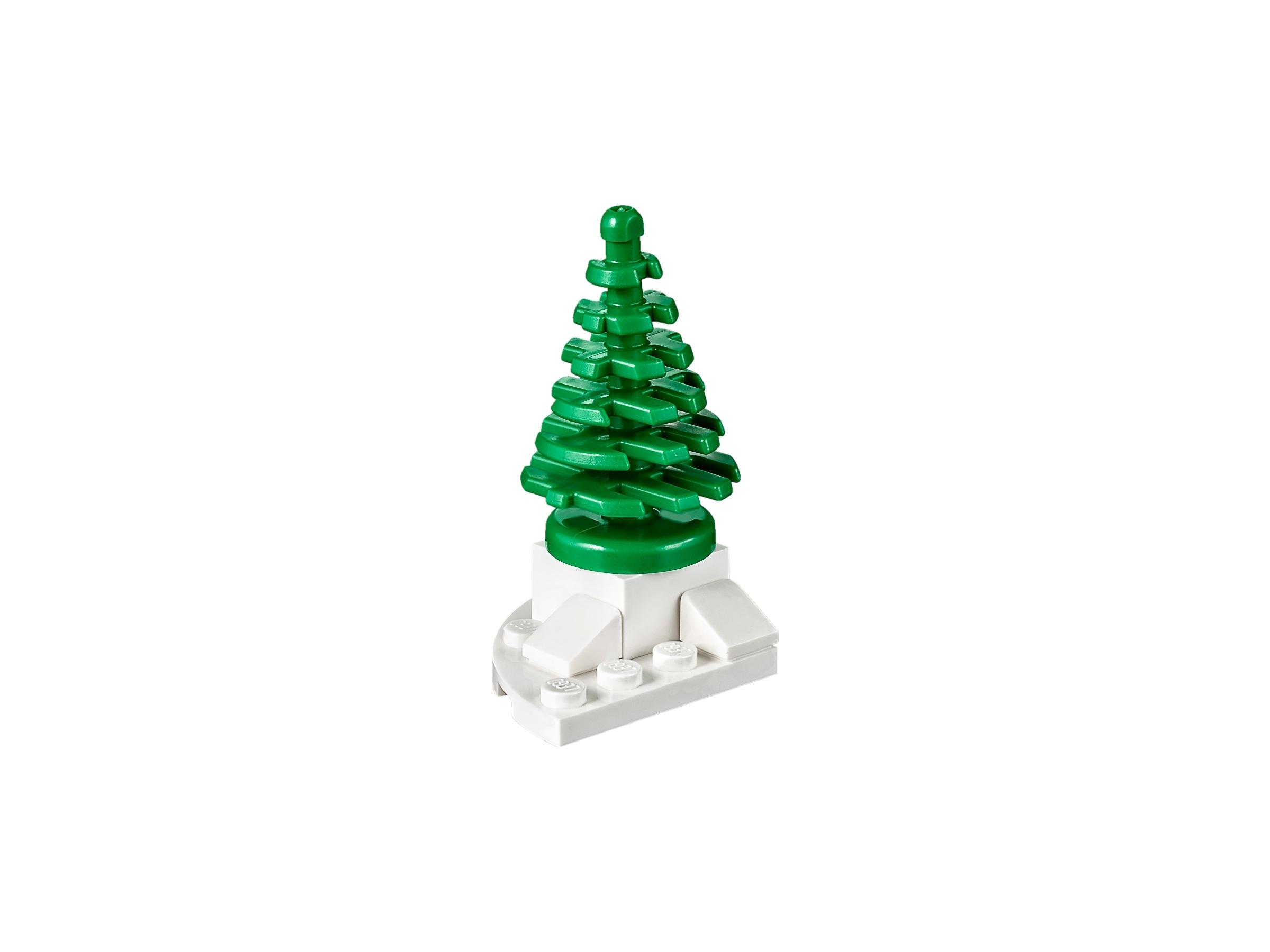 "NEW 5/"" GREEN CUSTOM LEGO CHRISTMAS TREE /& GIFTS PRESENTS"