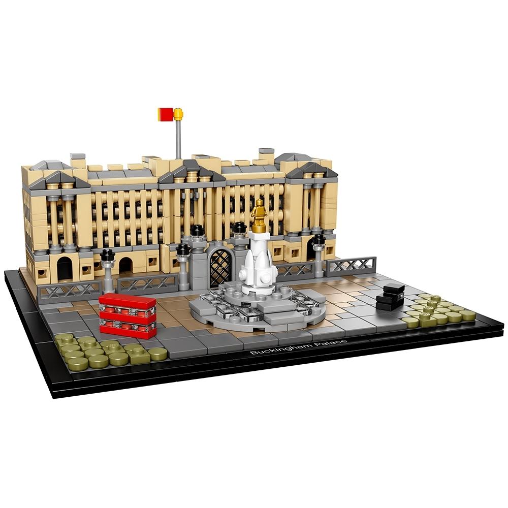 lego architecture buckingham palace 21029 landmark building set