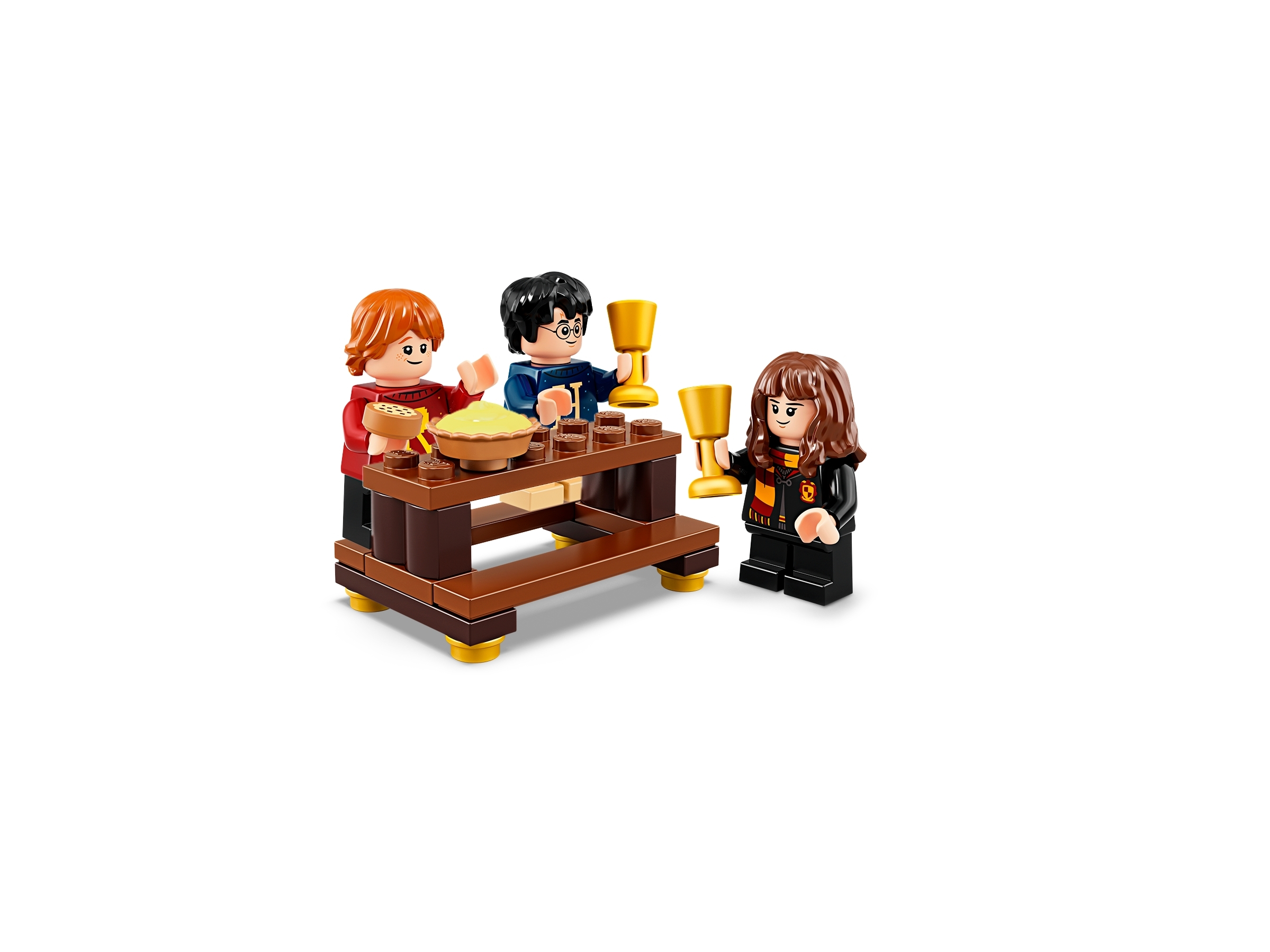LEGO Harry Potter Advent Calendar Building Block Christmas 24Day Set 305pc 75964