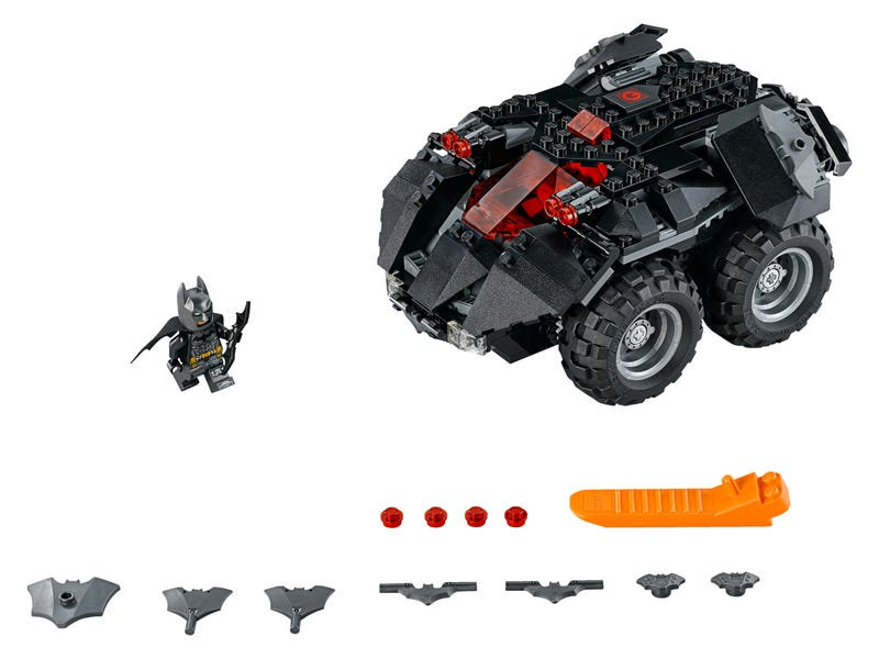 App-Controlled Batmobile
