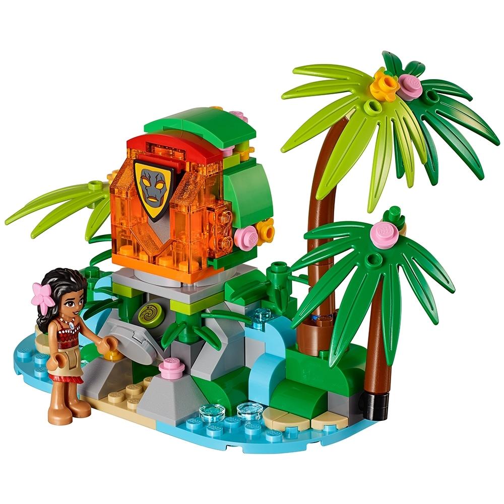 NUOVO Ritirato Oceania Il Viaggio sull/'oceano di Vaiana DISNEY LEGO 41150